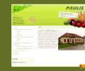 Webová stránka: Tibor Paulis - ZÁHRADKÁRSKE SLUŽBY