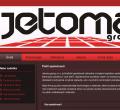 Webová stránka: JETOMA GROUP s.r.o.