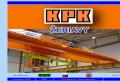 Webová stránka: KPK spol. s r.o.