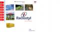 Webová stránka: RACIOSTYL, a.s. Košice
