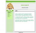 Webová stránka: HANA s.r.o