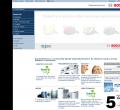 Webová stránka: BSH domáci spotřebice s.r.o. - organizačná zložka Bratislava