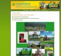 Webová stránka: AGRASERVIS, s.r.o.