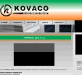 Webová stránka: KOVACO, spol. s r.o.