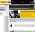 Webová stránka: Kromexim Material Handling SR, s. r. o.