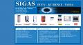 Webová stránka: SIGAS, s. r. o.