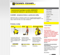 Webová stránka: Jaroslav Kukurdík - Cleanex