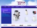 Webová stránka: Tomáš Prčina - TONA