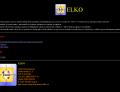 Webová stránka: Klement Ondreička  ELKO