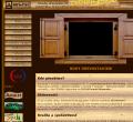 Webová stránka: A - DREVoSTAV, s. r. o.