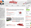 Webová stránka: HABALA, s.r.o.