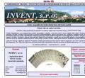 Webová stránka: INVENT, s.r.o.